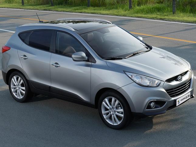voiture 4x4 2011